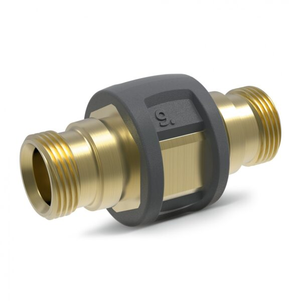 Coupler for extension hoses