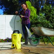 k2_compact_pressure_washer_cleaning_wheelbarrow