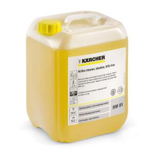RM 81 Active Cleaner, Alkaline