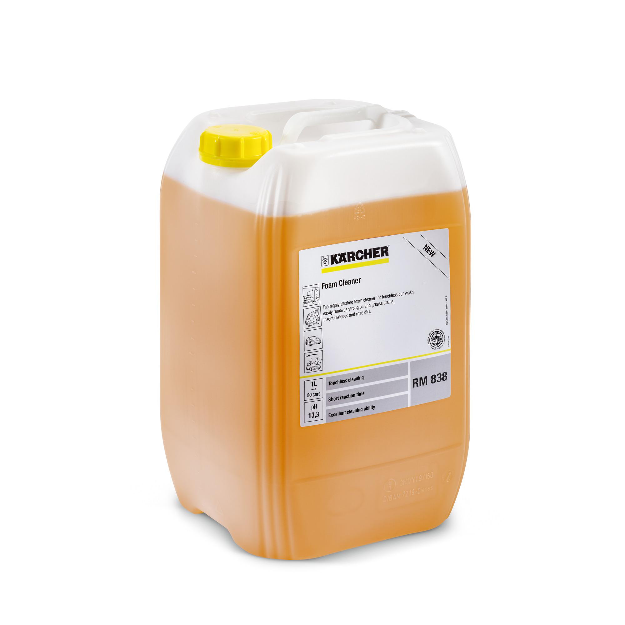 RM 838 VehiclePro Foam