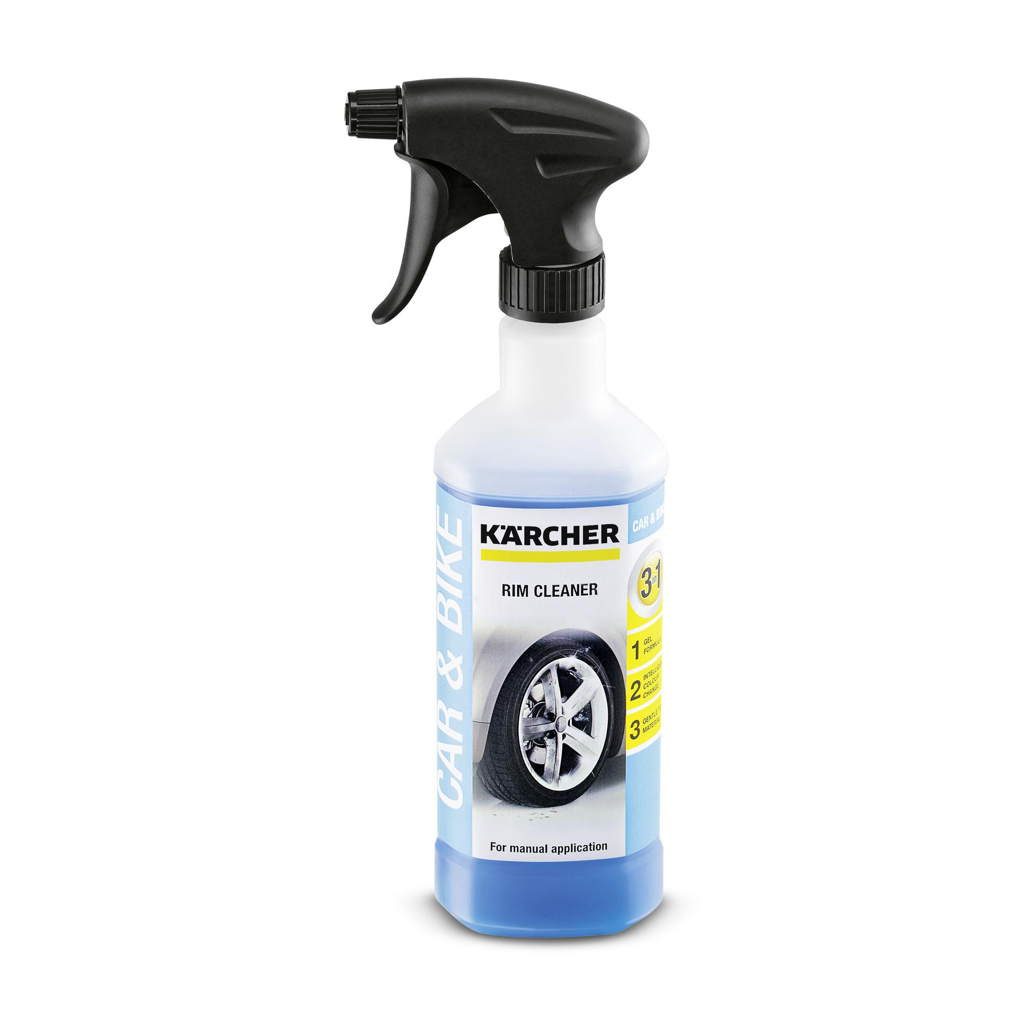 wheel cleaner gel